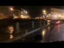 Ночной Питер, умытый дождем. Тут есть свой шарм.