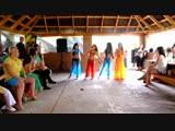 Буратино поют Пьеро Мальвина Артемон
