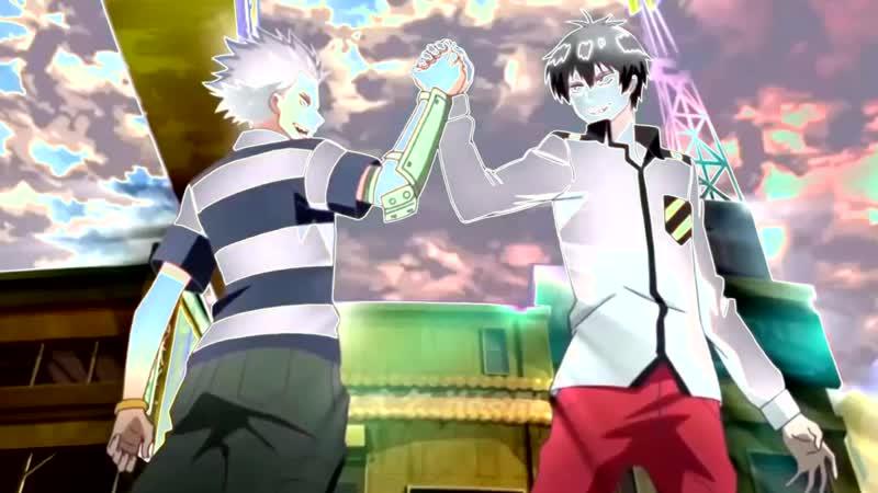 Blood Lad | anime vine