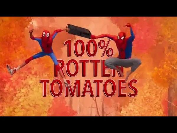 Человек паук Через вселенные ТВ спот Reviews