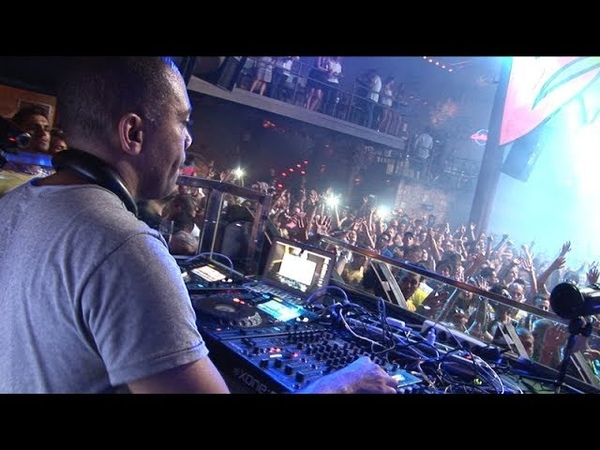 Carl Craig Cocoon Amnesia 2013 Ibiza Spain on DanceTelevision