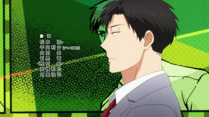 [BDRip l 04] Ежемесячное седзе Нозаки-куна [AniLibria]