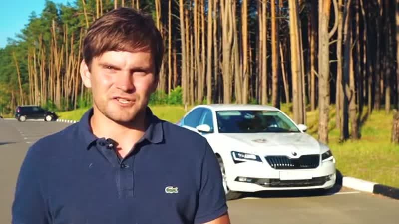 Взяли ТОПОВУЮ КАМРИ и ОФИГЕЛИ. TOYOTA CAMRY 2018 против SKODA SUPERB. Toyota Cam