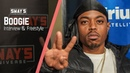 Shady Records Artist Boogie Talks New Album and Spits Over Kendrick Lamar's Sing About Me