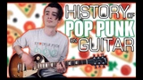 A History Of Pop Punk on Guitar w Tabs