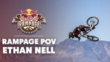 Ethan Nell's Epic POV Red Bull Rampage 2018