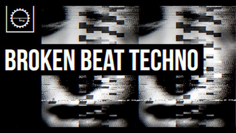 SAMPLE PACK Broken Beat Techno