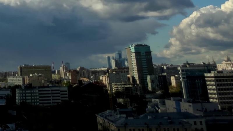 Moscow Timelapse Google pixel 2 XL