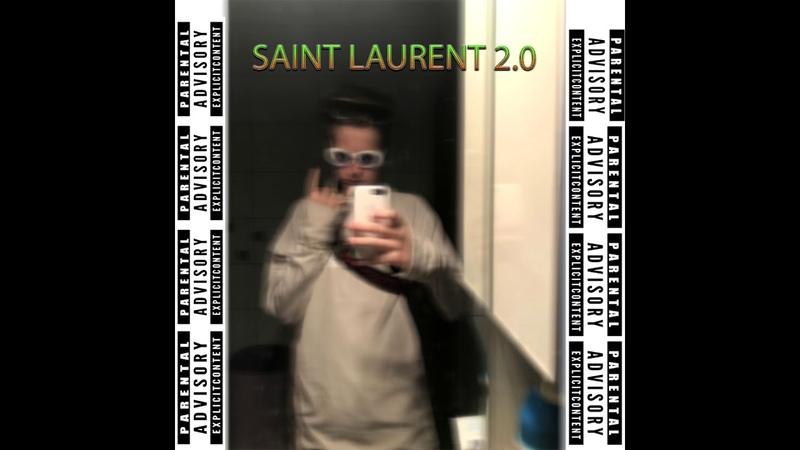 RINCHEK - SAINT LAURENT 2.0 (prod. by RedLightMuzik) [Offical Audio]