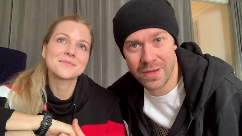 Отзыв от актеров Даны Абызовой и Алексея Морозова