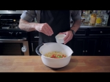Binging with Babish_ The Garbage Plate from The Place Beyond The Pines (sort of)
