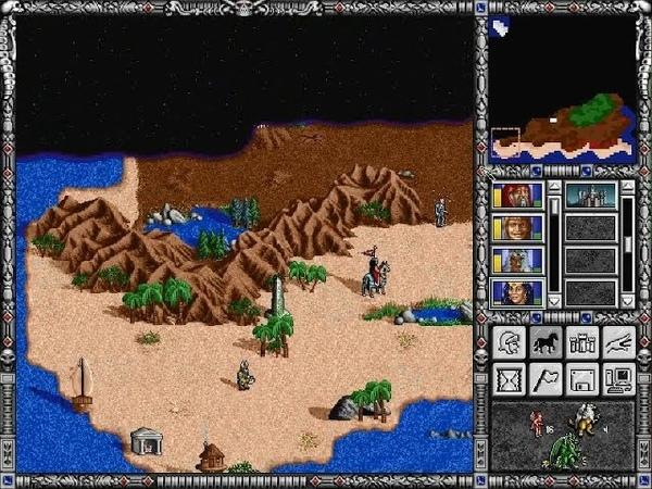 Взгляд в прошлое Выпуск 37 Heroes of Might and Magic II Корона для Арчибальда 9