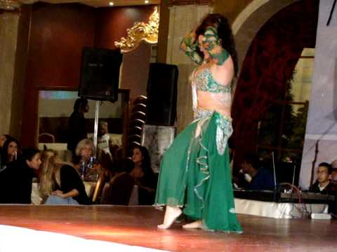 Bellydancer at Nile Group Festival 2008
