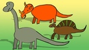 Dinosaurs For Kids With Timmy Astrodon Stegosaurus Triceratops
