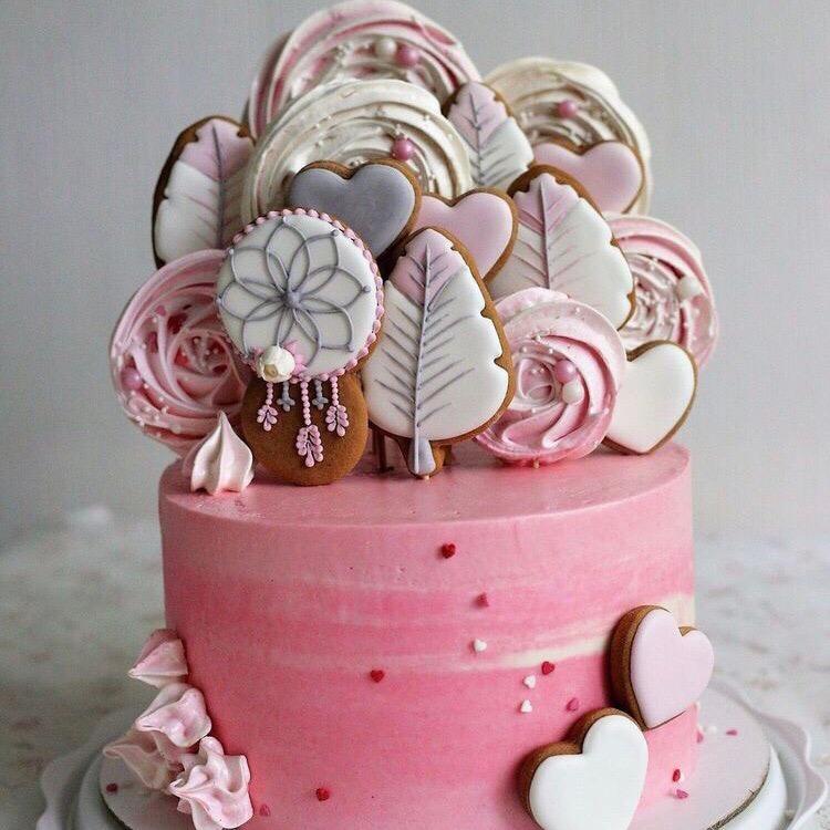 торт для новичков