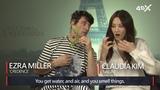 Fantastic Beasts The Crimes of Grindelwald in 4DX Ezra Miller &amp Claudia Kim