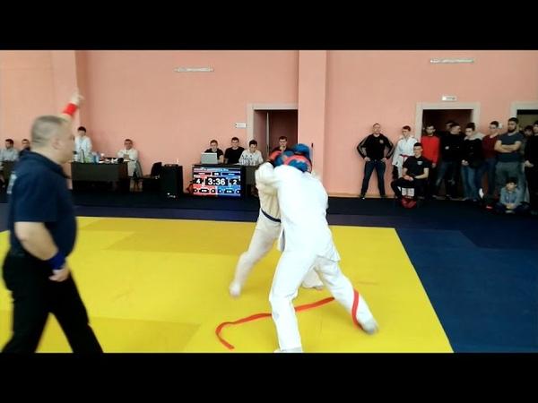 Великодворские бойцы рукопашного боя на турнире в г Рязань