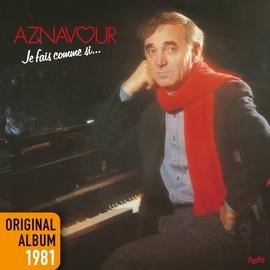 Charles Aznavour альбом Je fais comme si