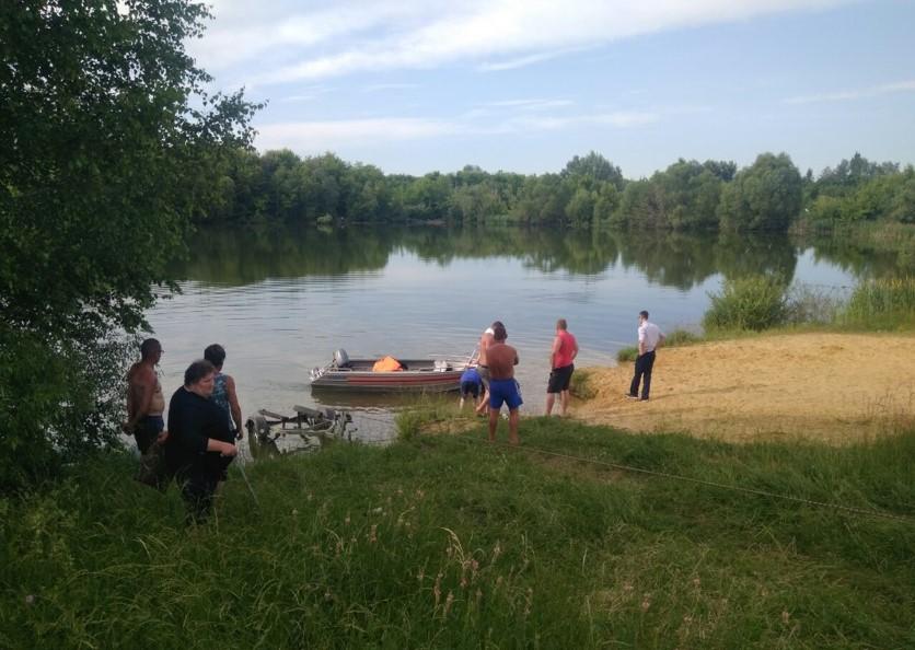 Сегодня в Курской области утонули два человека