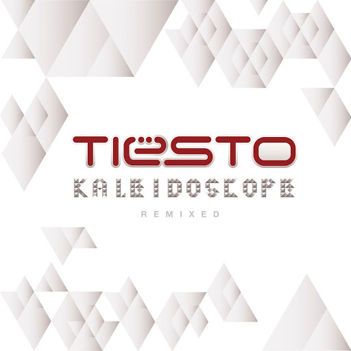 Tiësto альбом Kaleidoscope Remixed (Deluxe Edition)