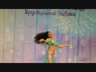 Sabina Alam/Belly dance/Сабина Алам.Танец живота.8.12.2018(2)