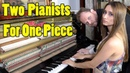2 Pianists for One Piece