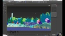 3D Моделирование Без купюр - Архитектура 3,6 3Ds MAX RedShift Render