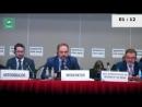 Директор телекомпании «Миллет» Эрвин Мусаев на съезде ОБСЕ в Варшаве