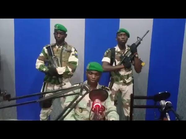 (52) URGENT GABON. Tentative de coup d'état en cours à Libreville ce lundi 07/01/2019 - YouTube