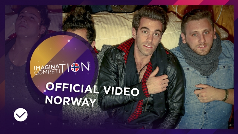 Norway 17 American Authors - Deep Water (Official Video)