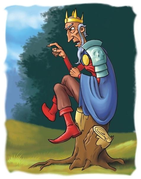 Needleeeper Из серии «недеццкие сказки для перешкольного возраста». Фея сидела на покосившемся троне и болтала ножкой. Перед Кащеем Бессмертным она предстала в образе феи Динь-Динь из истории о