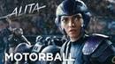 Alita Angelo della battaglia – Motorball Special Clip