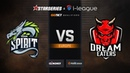 Spirit vs DreamEaters, map 1 cache, StarSeries i-League CS:GO S7 EU Qualifier
