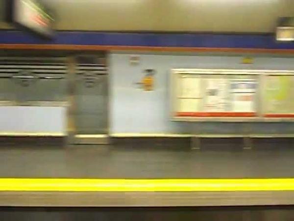 Metro de Madrid - Línea 4 - Serrano - Velazquez