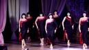 Танцевальная студия Ритм на Гала концерте в г Старице Танго Ориенталь