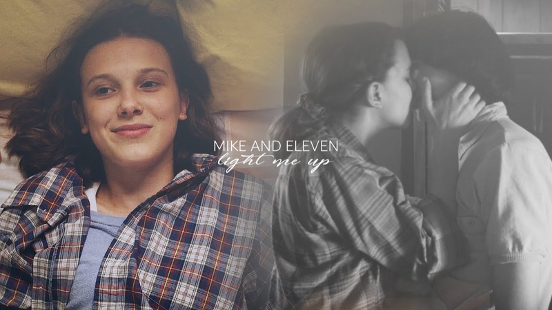 Mike and Eleven | Light me up [S3]