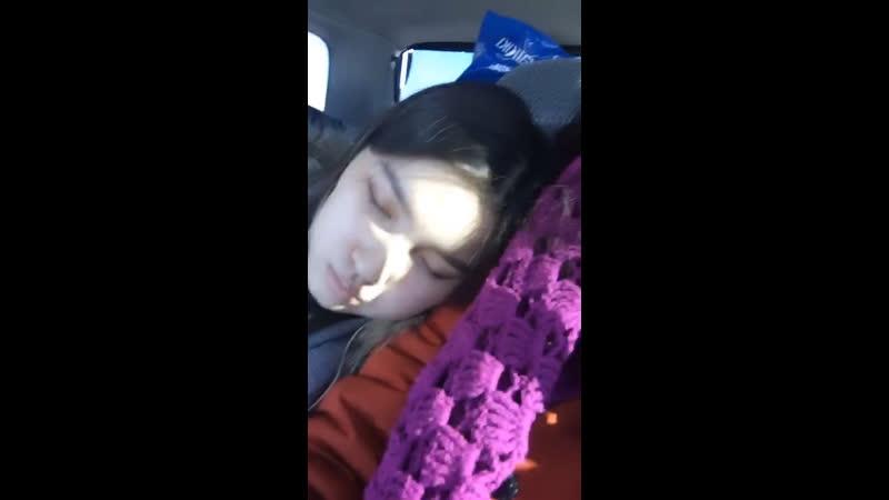 Sleeping Yerkezhan