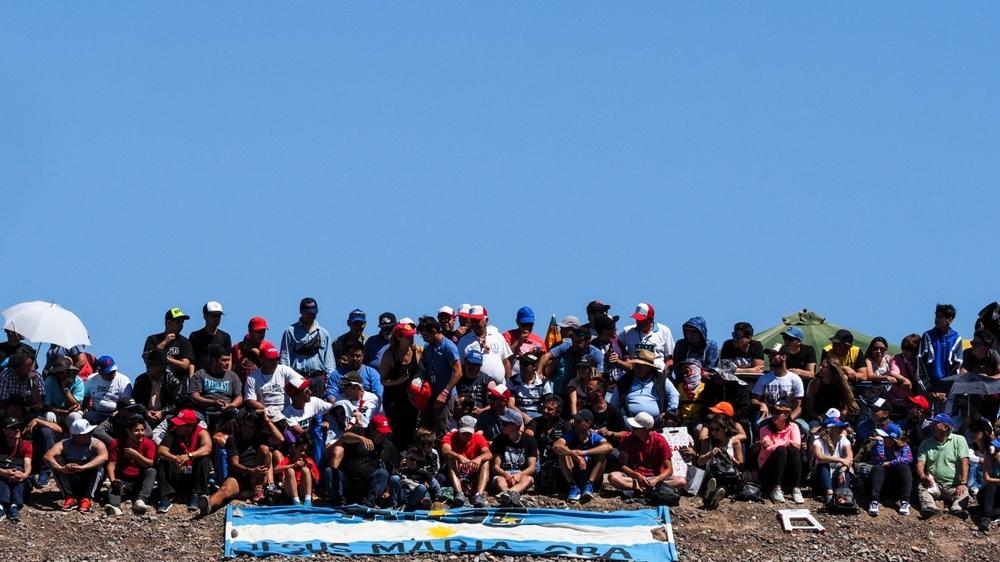 Фотографии с 12-го этапа в Аргентине