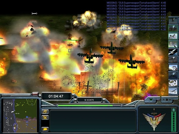 Command and conquer General zero hour: Pizdec nahuy nlat