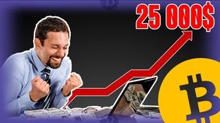 Новый хайп криптовалют, цена биткоина взлетит вверх!