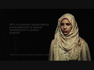 Женщина в Египте. Социальный ролик ООН-Женщины. 2019 год.