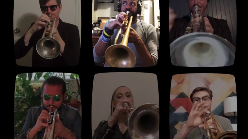 There's A Great Day Coming for Six Trumpets