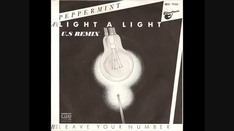 Peppermint - Light a Light (High Energy)