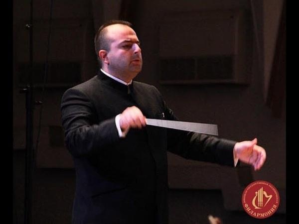 Johann Strauss - Waltz Voices of Spring Cond. David Marukhian, Дир. Давид Марухян