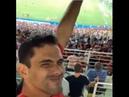 Jornalista é suspenso por comemorar gol do Flamengo no Maracanã