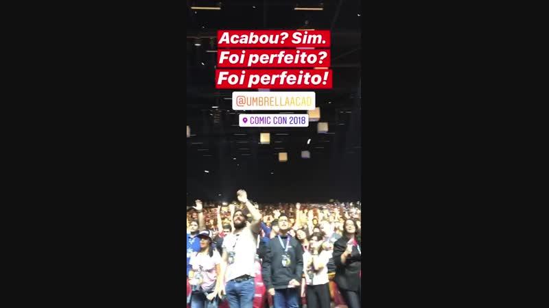 Netflix Brasil | Instagram Story | Dec. 08