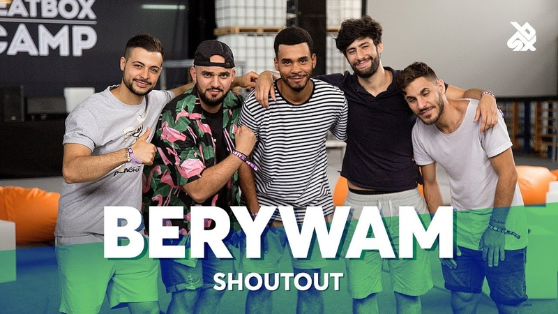 BERYWAM MB14 | Crew Beatbox World Champions | World Beatbox Camp 2018