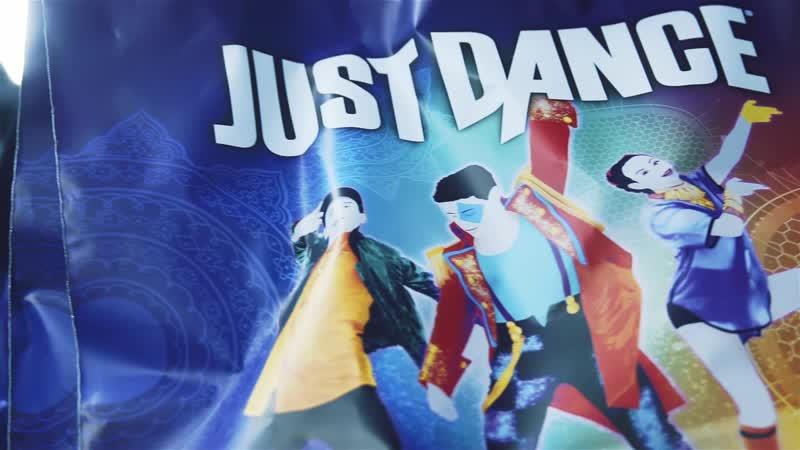 Just Dance в Winstrike Arena