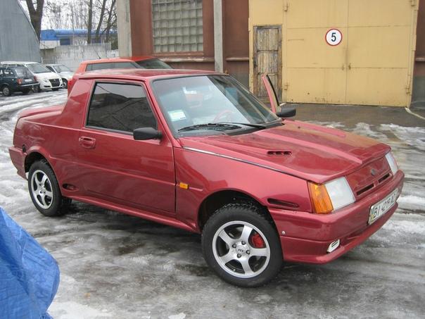 Слышали когда-нибудь о существовании «Таврии-Купе» со 160-сильным двигателем Что мы знаем о «Таврии» Этот автомобиль малого класса выпускался на украинском заводе ЗАЗ с конца 80-х. Модельный ряд