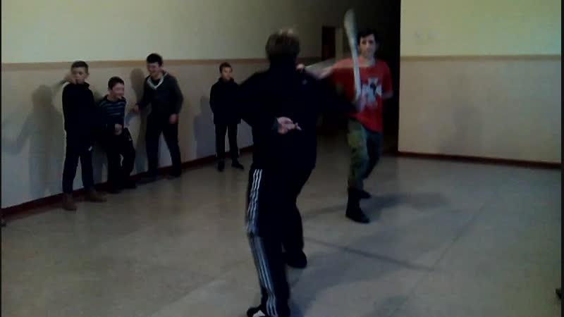 Фехтування на шаблях. Віталій Філосов и Влад Шаман